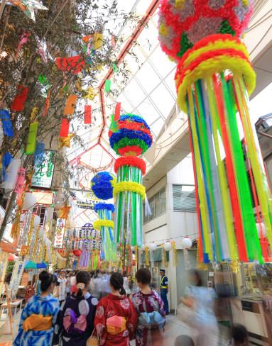 Asagaya Tanabata Matsuri Festival