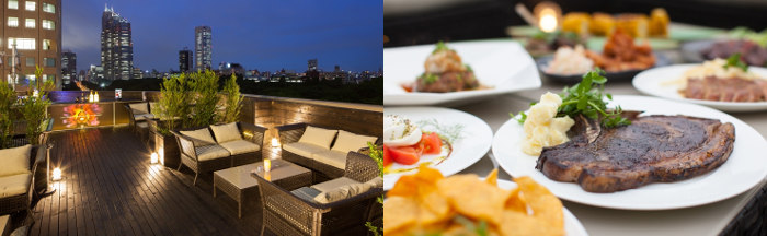 Tenku Beer Garden - Beef Terrace -