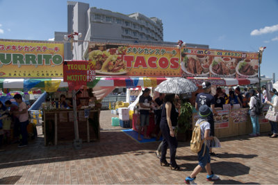 17th Fiesta Mexicana 2016 in Odaiba Tokyo
