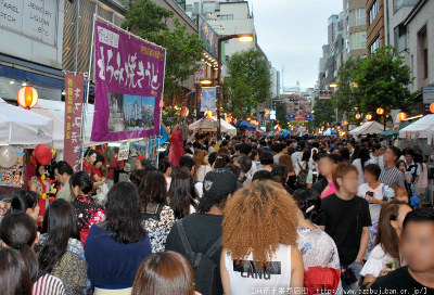 Azabu-Juban Summer Night Festival