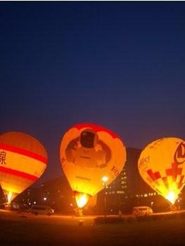 2016 Balloon Fiesta in Komazawa