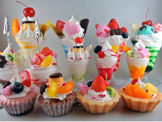 Japanese Plastic Food Sample Art Experience in Tokyo(Yamato Sample ...