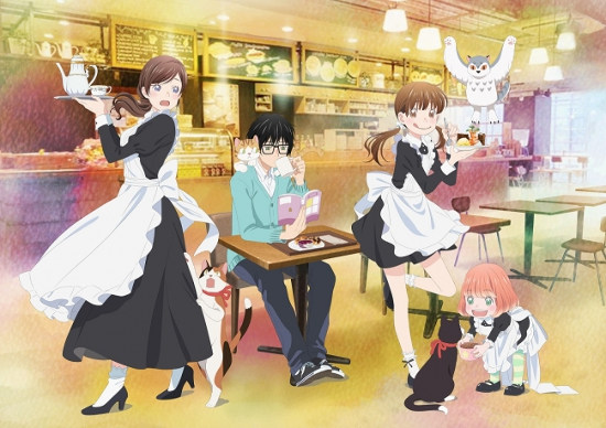 """March Comes in like a Lion(Sangatsu no Raion)"" OFFICIAL CAFÉ"