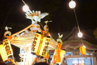 Kameari Katori Shrine Annual Festival 2016