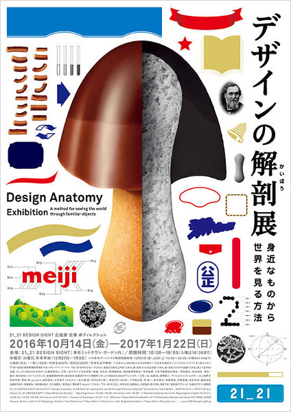 Design Anatomy Exhibition