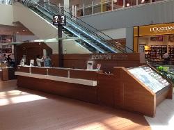 Mitsui Shopping Park URBAN DOCK LaLaport TOYOSU Information Desk
