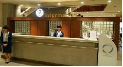 Tokyo solamachi Information Counter (3rd.Floor)