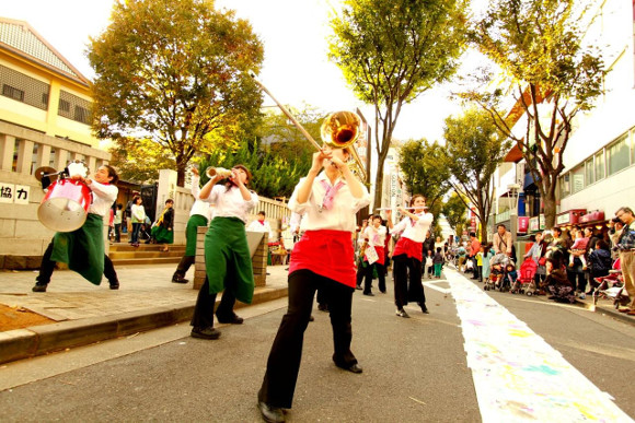 Kagurazaka Machitobi Festa 2016