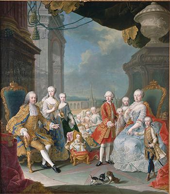 Marie Antoinette, a Queen in Versailles