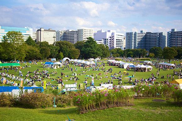 Tokyo picnic 2016