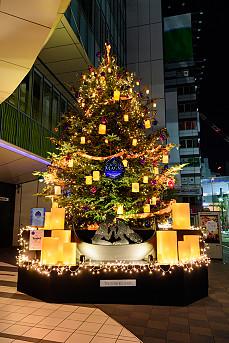 Shibuya Hikarie Christmas 2016
