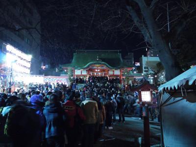 ≪Hatsumode Spot≫ Hanazono Shrine