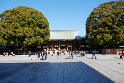 ≪Hatsumode Spot≫ Meiji Jingu Shrine