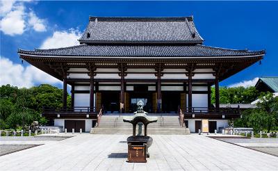 ≪Hatsumode Spot≫ Nishi-Arai Daishi Sojiji Temple