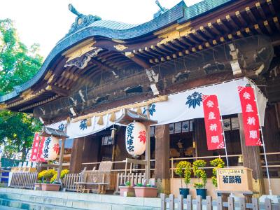 ≪Hatsumode Spot≫ Omiya Hachimangu Shrine