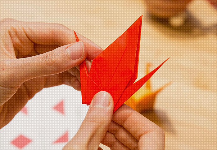 Origami Workshop (The tradition and art of paper folding)