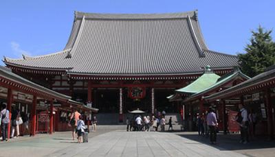 ≪Hatsumode Spot≫ Sensoji Temple