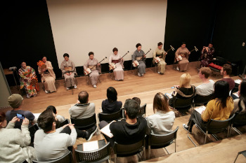 Shamisen of Nagauta Workshop