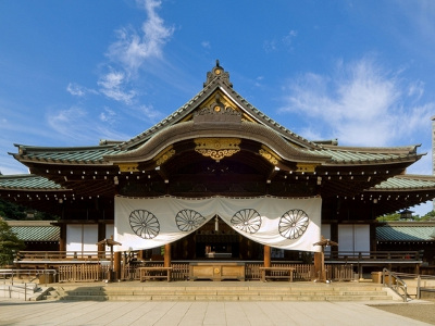 ≪Hatsumode Spot≫ Yasukuni Jinja Shrine
