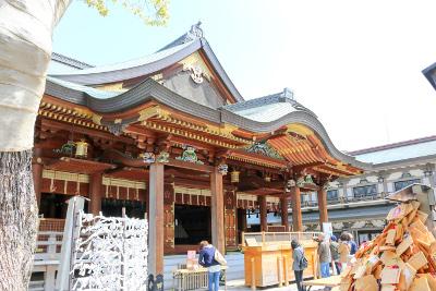 ≪Hatsumode Spot≫ Yushima Tenmangu Shrine (Yushima Tenjin)