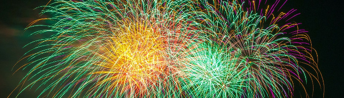 Autumn Fireworks & Festivals