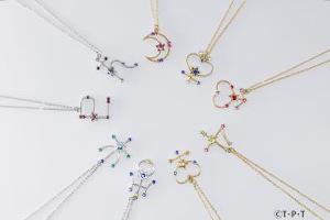 'Pretty Guardian Sailor Moon' × TeNQ Exhibition